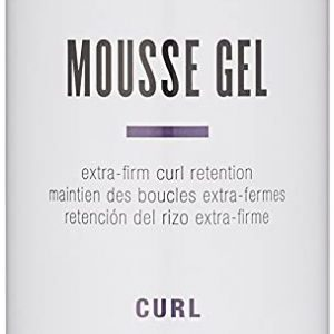 Ag Hair Curl Mousse Gel Extra Firm Curl Retention 10 Oz Beauty And Babes